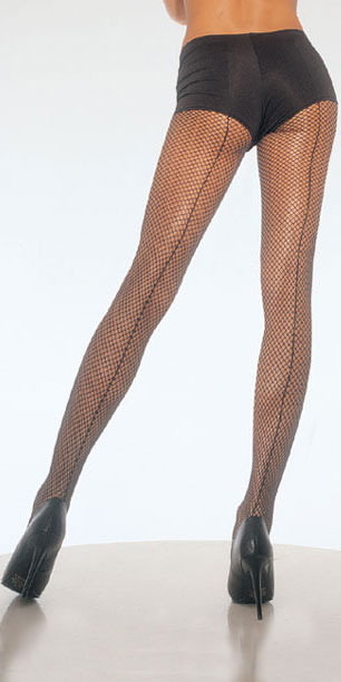 Sex young Back seam pantyhose sizes